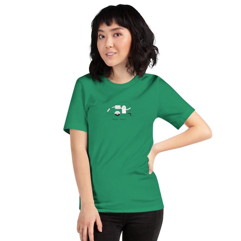 Happy Tears Short-Sleeve Unisex T-Shirt