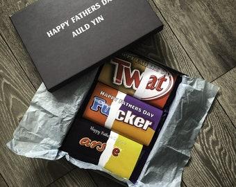 chocolate box selection funny rude