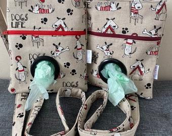 Crossbody Dog Walking bags