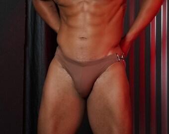 Chocolate Nude Brief