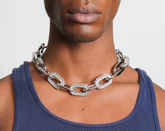 Chains & Stones Choker