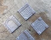 4-Piece Flow Tile Set