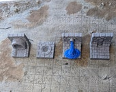 4-Piece Sewer Novelty Accessories