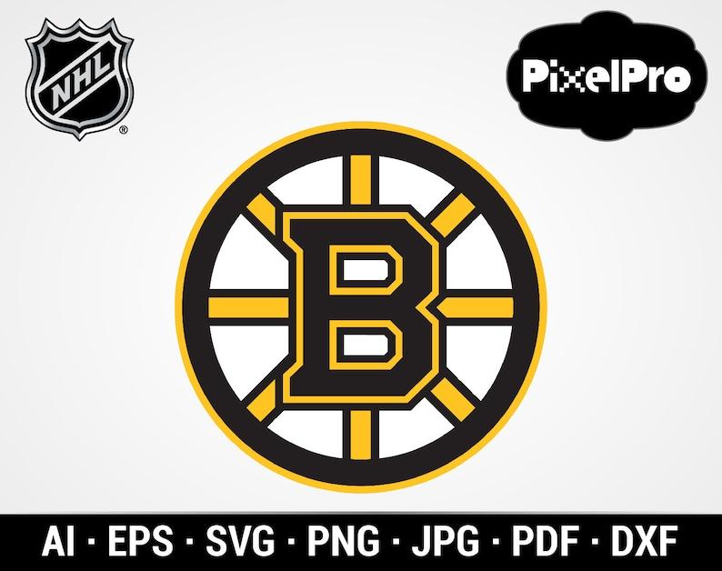 Boston Bruins vector Boston Bruins jpg Boston Bruins Logo svg Bruins clipart Bruins ai NHL Boston Bruins logo cut file Bruins png