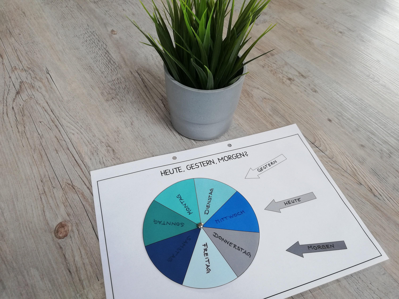 busy book deutsch lernordner vorschule learning folder  etsy