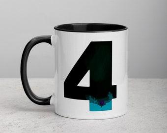 Enneagram Type 4   Deep Sea Diver   Tea / Coffee Mug / Cup   11oz / 325ml