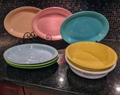 Fiesta Oval Platters and Extra Large Serving Bowls - You Pick - Fiestaware
