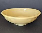 Retired Fiesta - Yellow (1987-2002) Pedestal Serving Bowl, 64 oz