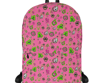 Pink YumYum Backpack