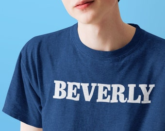 Beverly Shirt - Epcot Shirt - Club Cool Shirt - Disney World Shirt - Unisex Disney Shirt