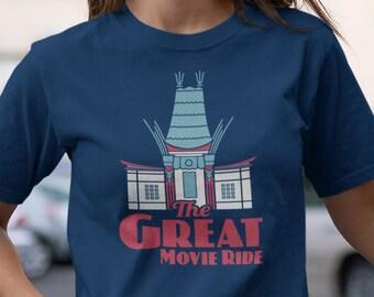 The Great Movie Ride Shirt - Hollywood Studios Shirt - Unisex Disney Shirt