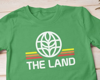 The Land Shirt - Epcot Shirt - Future World Shirt - Unisex Disney Shirt