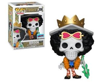 Brook Pop Anime Figure - One Piece