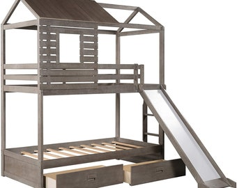 Truck Bunk Bed Etsy