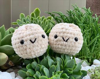 Crochet Dumplings - SET OF 2