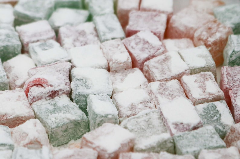 Turkish Delight Candy from Turkishcube