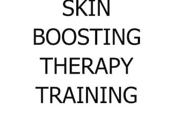 Advanced skin boosting Profhilo training manual