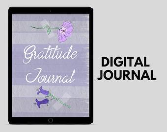 Gratitude Journal   Digital Feelings Journal   Mood Tracker   Emotions Notebook