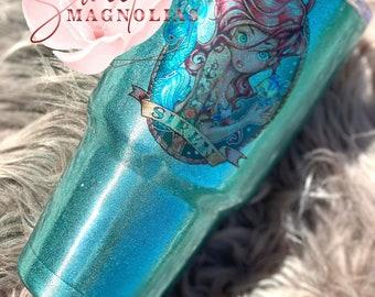 Disney Princess Ariel Pin Up Print