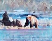 Brown Bear at North Creek