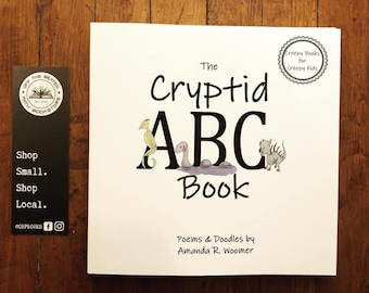 The Cryptid ABC Book