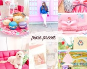 Pixie Preset for Lightroom