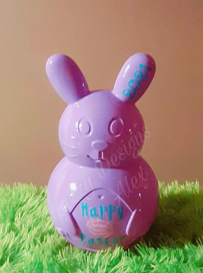 Bunny Candy Holder