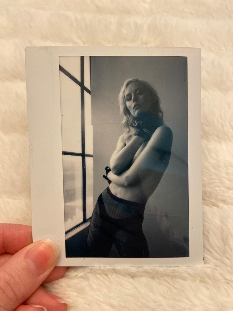 Fetish Polaroid with Raj Bhardwaj