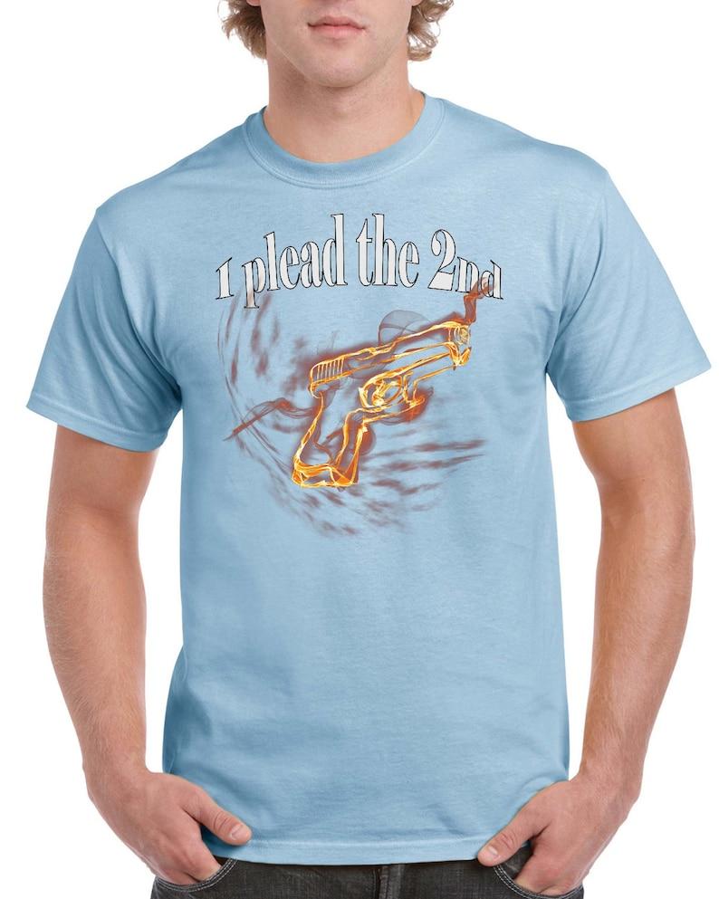 I Plead the 2nd T-Shirt