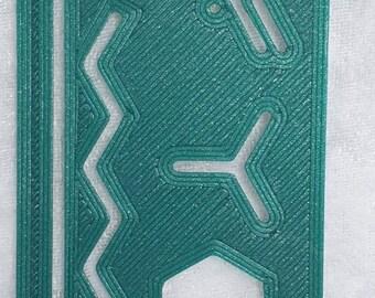 Schablone für Organische Chemie