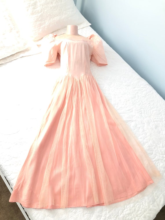 Lovely 1950s Prom Dress