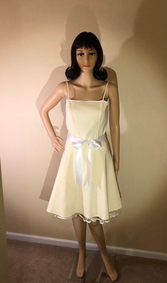 Vintage party dress - image 1