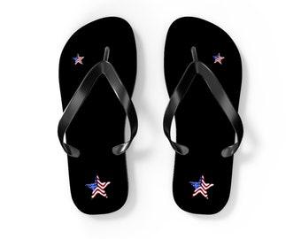 Celebrate Freedom Flip Flops