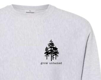 Grow Untamed Pine Tree Crew