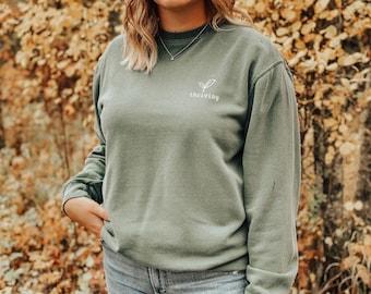 Thriving Crewneck Sweater