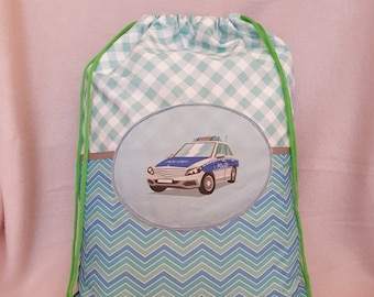 Children's gym bags in different designs