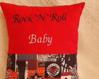 Pillow Rock N' Roll Baby