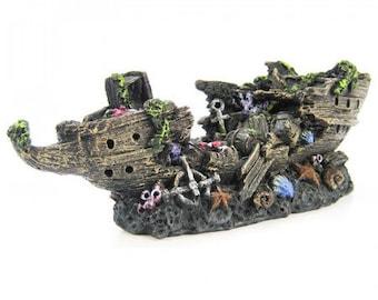Small Sunken Ship
