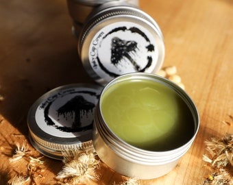 Pain Relief Salve - Organic Arnica and Comfrey Leaf for Muscle and Joint Pain - All Natural