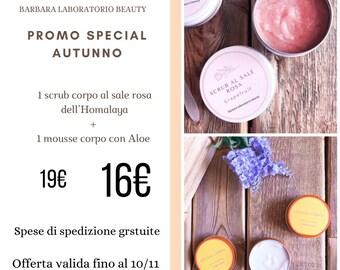 Autumn Special Promotion