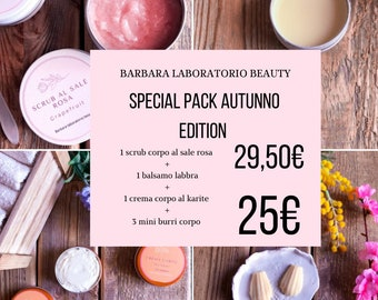 Autumn special pack