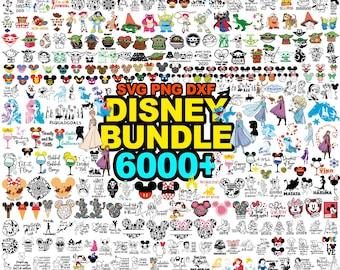 Disney bundle svg, png, disney svg, frozen svg, disney quotes svg, Baby Yoda svg, disney princess, toys story, superhero, disney christmas