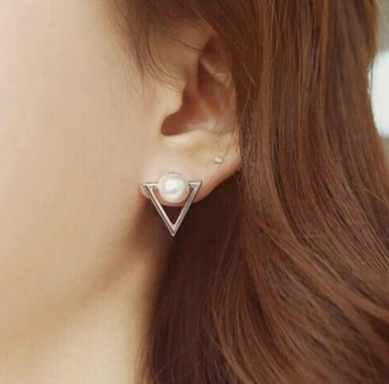 Boucles d/'oreilles mignonnes sans nickel Boucles d/'oreilles bijoux fantaisie