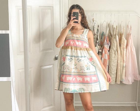 Lamb Dress-Small