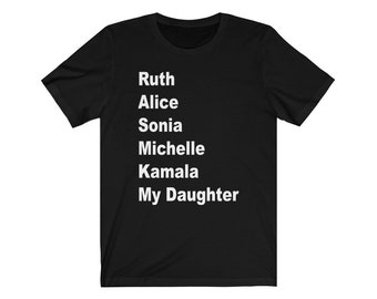 SHEroes Tshirt My Daughter Mommy and Me Shirt Mother Daughter T-shirt Gift for Her