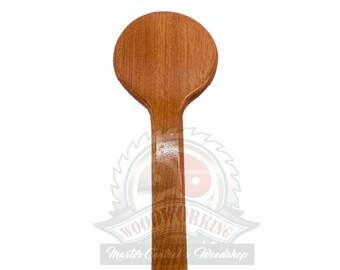 """1/2"""" Lollipop Spanking Paddle   BDSM OTK Spanking Paddle   Discipline Exotic Heart Paddle   Hardwood Punishment Paddle"""