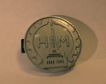 HM Commemorative Coin