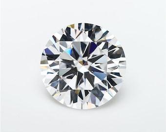 100 pc cubic zirconia loose stones 4A 2.25mm star cut