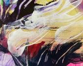 BALANCE: Original, Abstract, Wall Art, Watercolor, Giclée, Print, Canvas, Large, Vibrational, Joyous, Colorful, Inspirational, Healing
