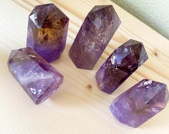 Ametrine Towers Healing Crystals